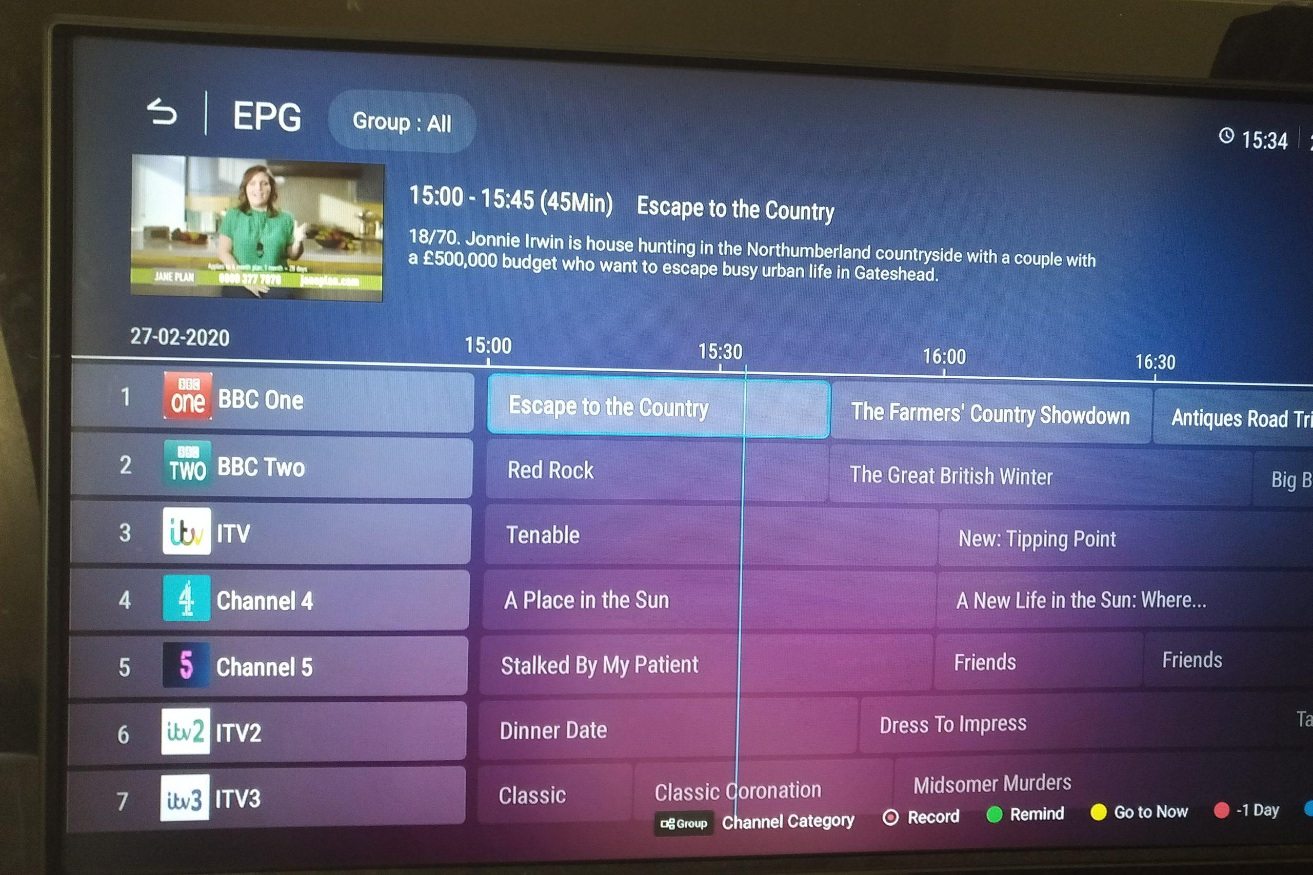 Watch ITV Live - Watch British TV Online